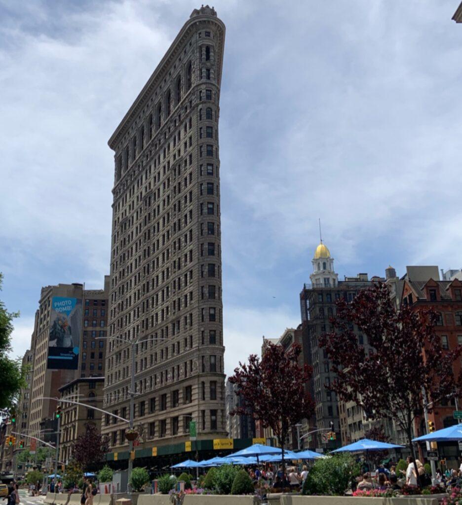 New York Itinerary- Flatiron Building