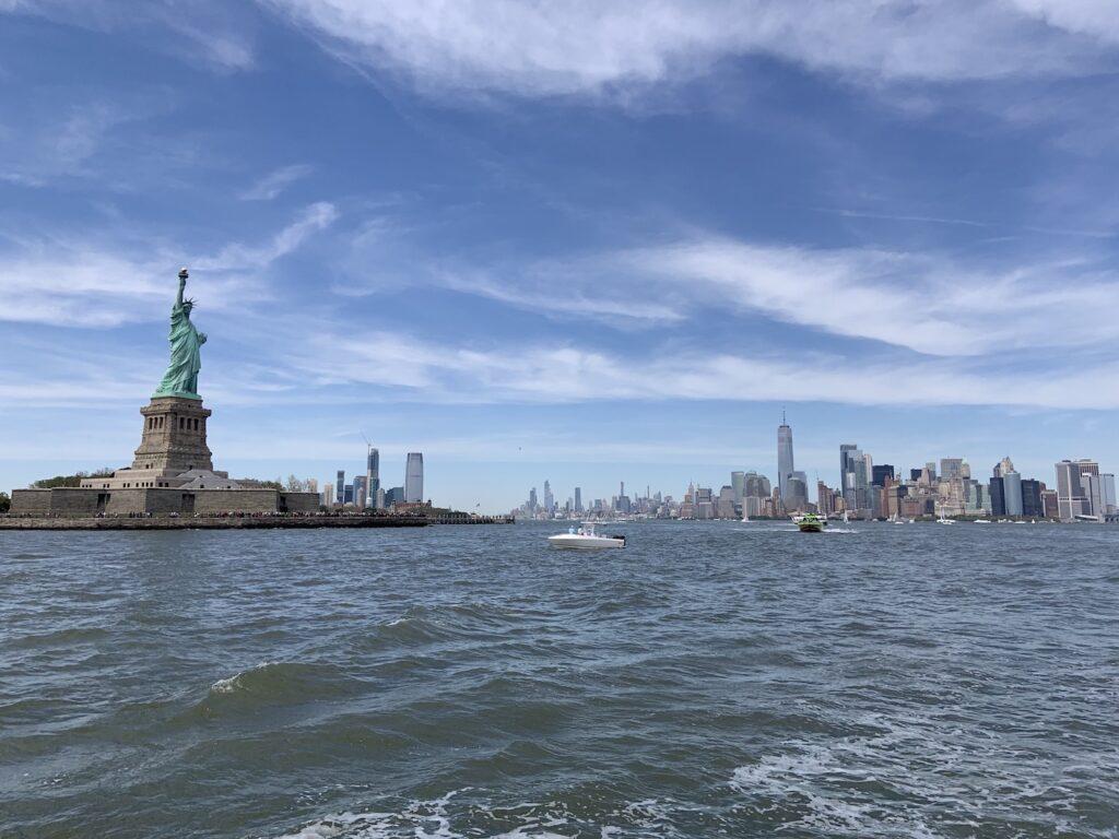 New York Itinerary- Statue of Liberty