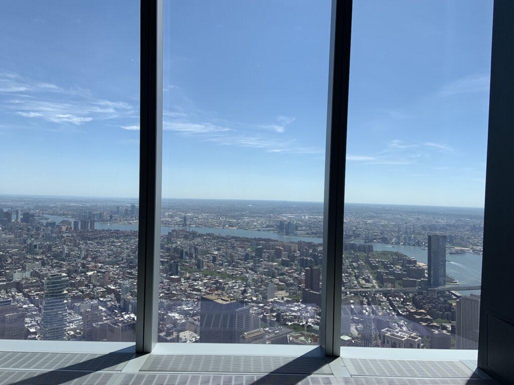 New York Itinerary - One World Observatory