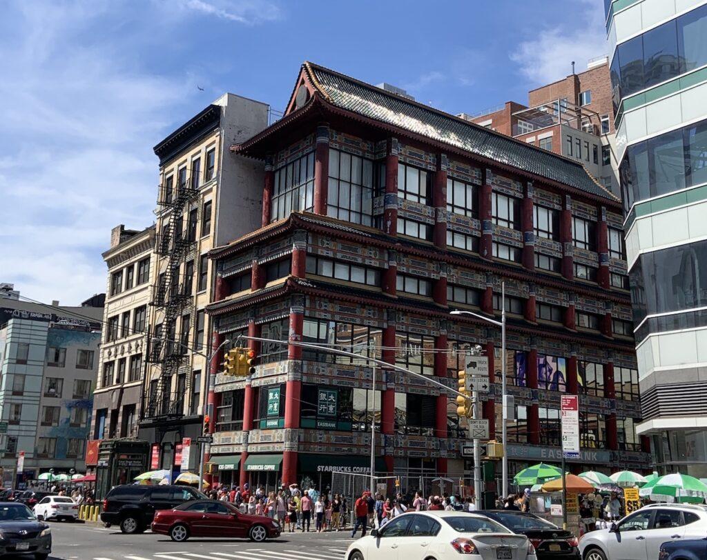 New York Itinerary - China Town