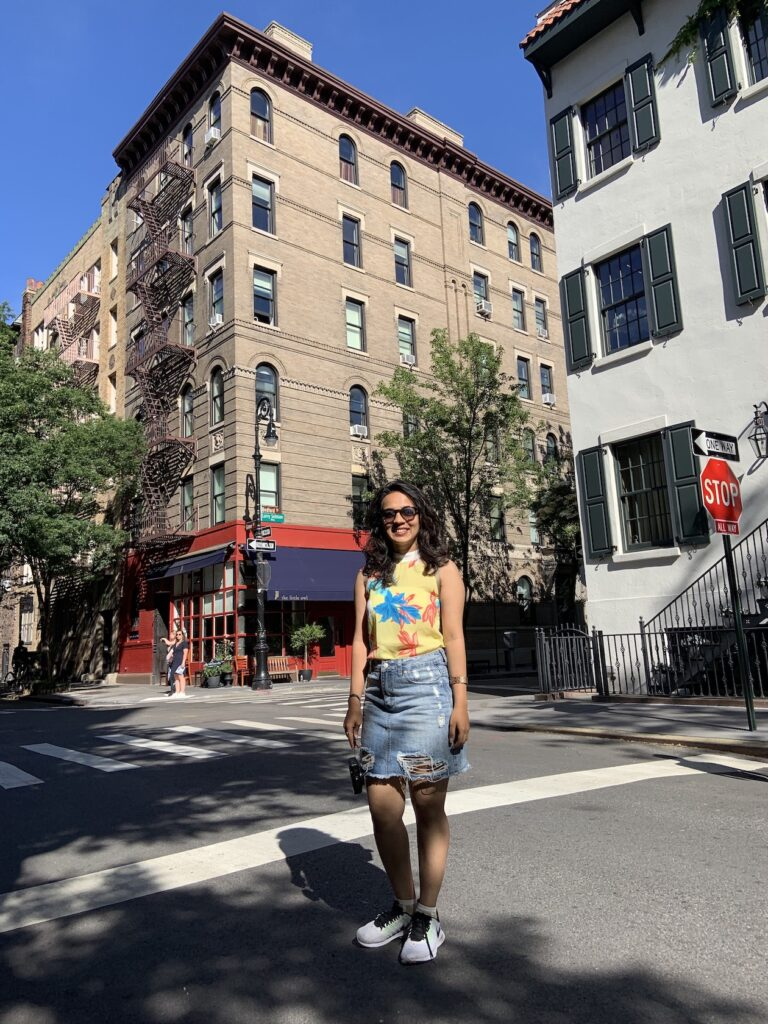 New York Itinerary - Friends Apartment