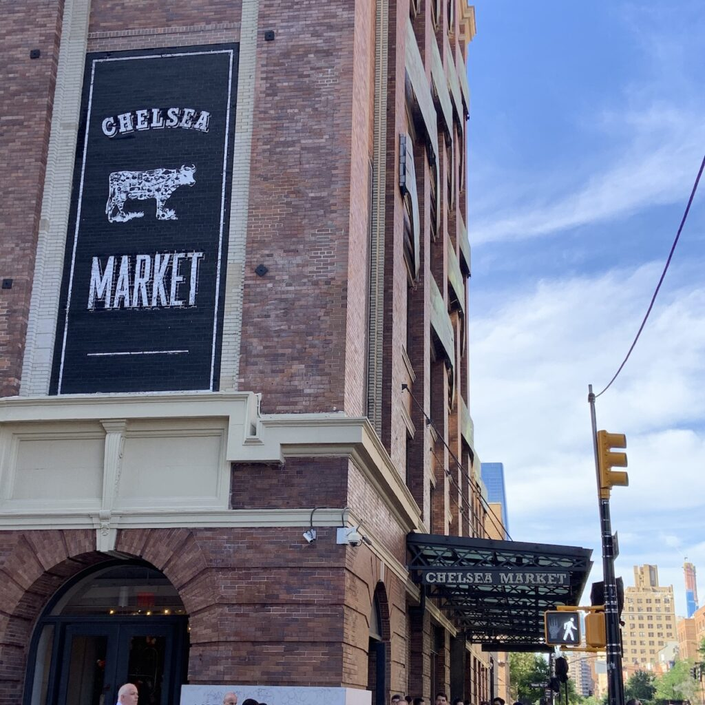 New York Itinerary- Chelsea Market