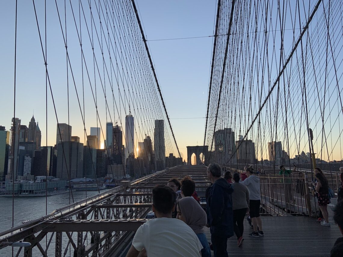 The New York City Itinerary