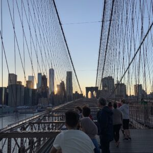 The New York City Itinerary