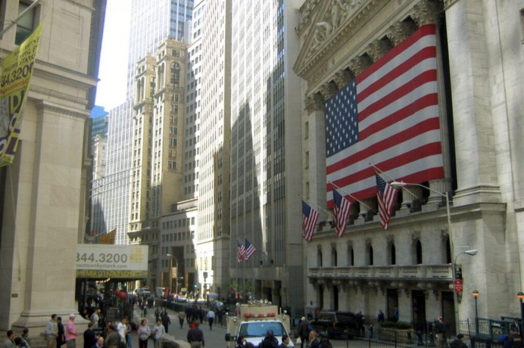 New York Itinerary- Wall Street
