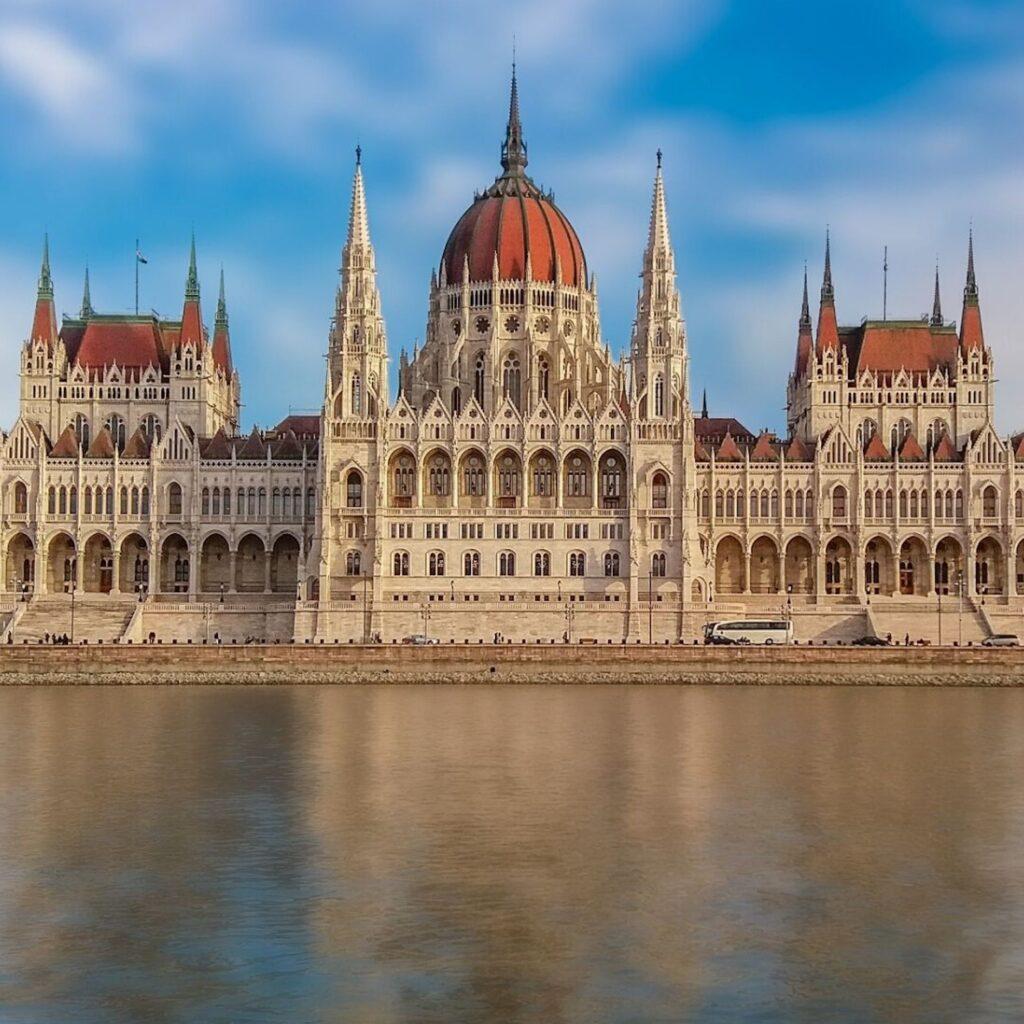 Budapest to Bratislava