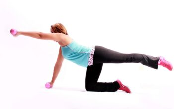 Yoga with Weight Training For Weight Loss