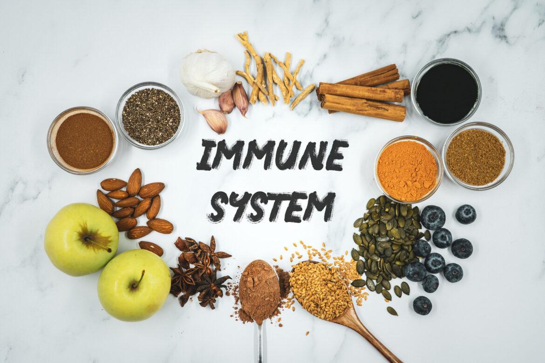 citrus fruits for stronger immune system