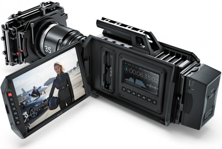 Promotional Videos - image Blackmagic-URSA-4K-with-PL-Mount on https://4kfreelance.com