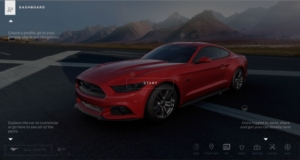 Customisable Watches Mustang