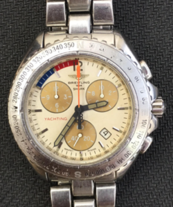 Gold Customisable Breitling