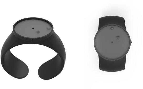 The 'Touch-it' Watch