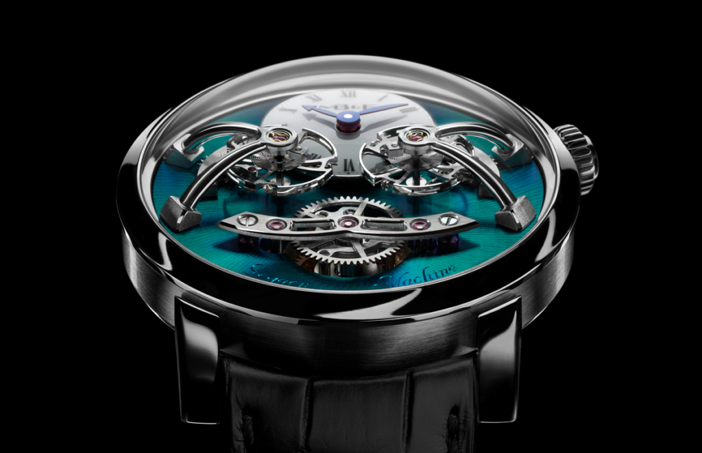 MB&F Go Lightweight for Baselworld