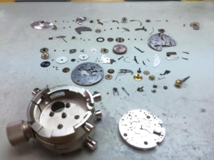 Trade Secrets…View From The Bench: Three Principles of Watchmaking