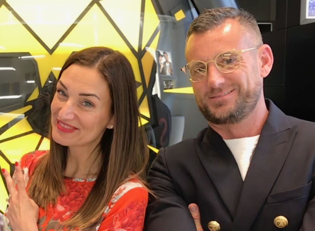 MrWatchMaster Meets…Ruben Tomella and Cristina Bonetti