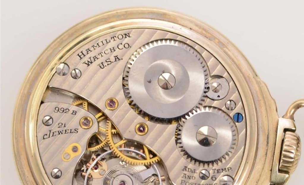 MrWatchMaster Partners: NAWCC Hamilton Watch Collections Research Fellowship