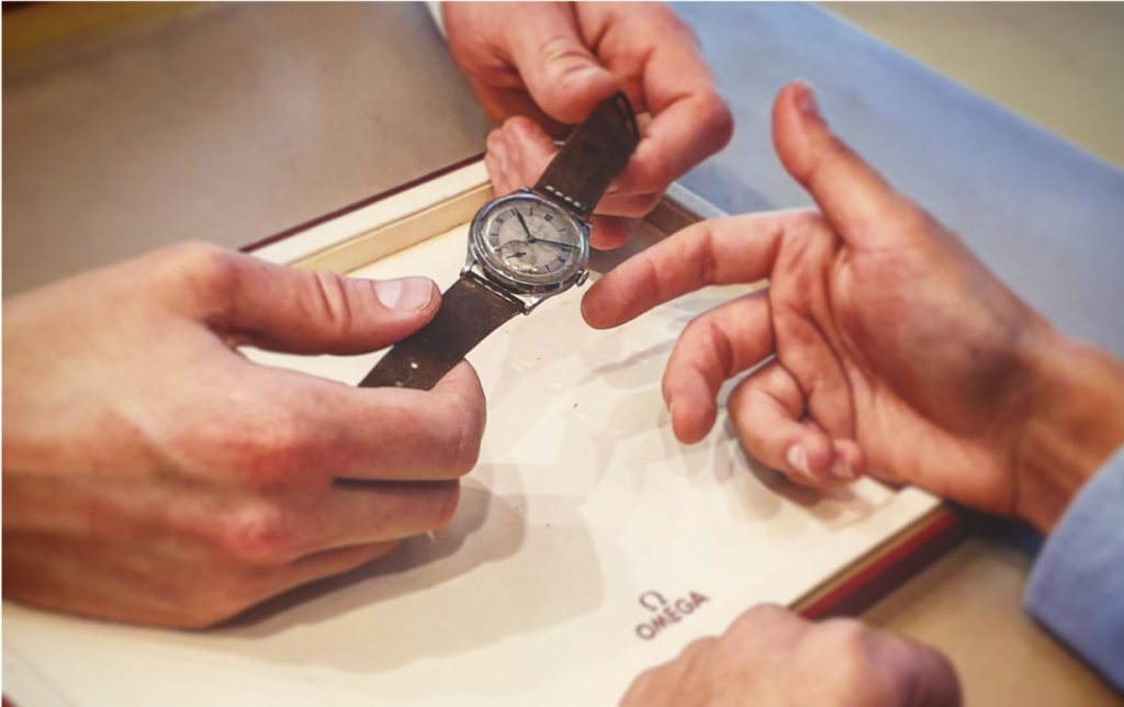 Buying Your First Vintage Watch