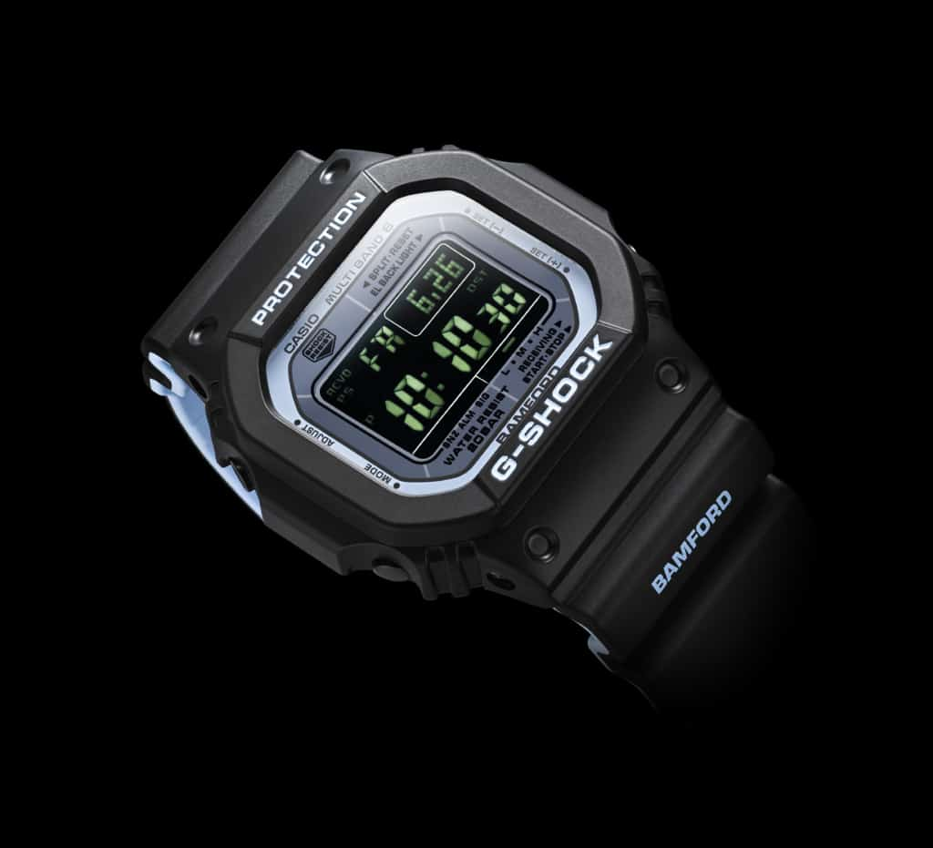 Bamford Inspires With G-Shock Collaboration