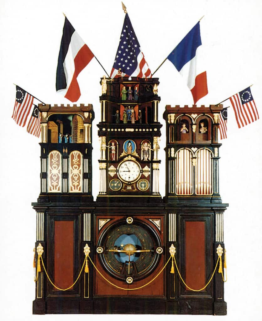 The Engle Clock: The Jewel In The NAWCC Crown