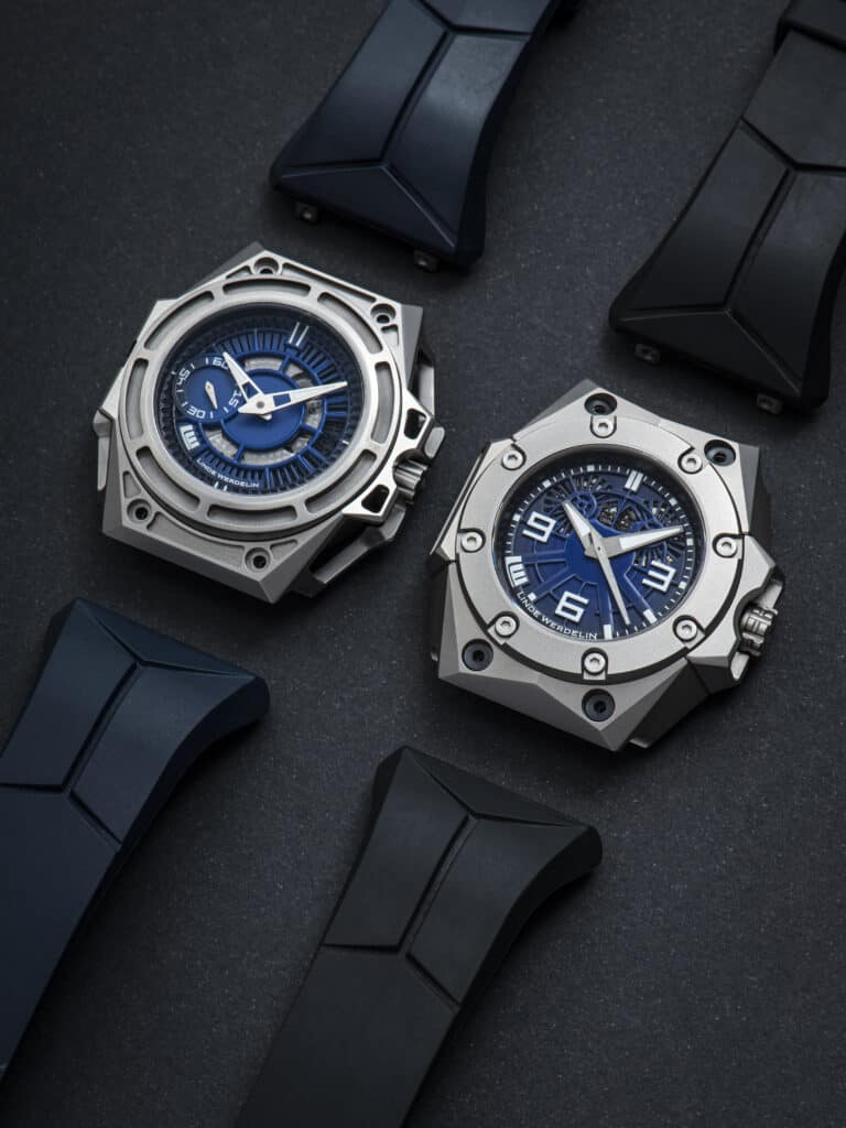 Linde Werdelin Extends The Nord Collection