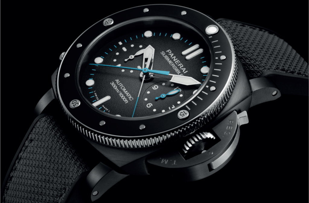 Panerai Submersible Chrono Flyback Ascends To New Heights