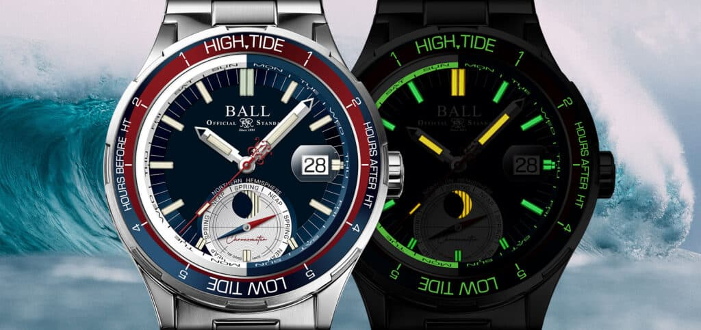 Time To Explore For Ball Roadmaster Ocean