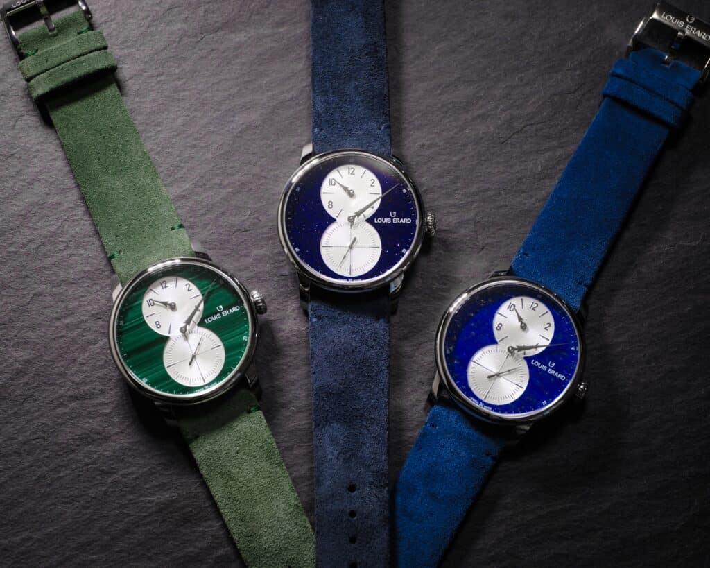 Louis Erard Carve Out A New Exciting Collection