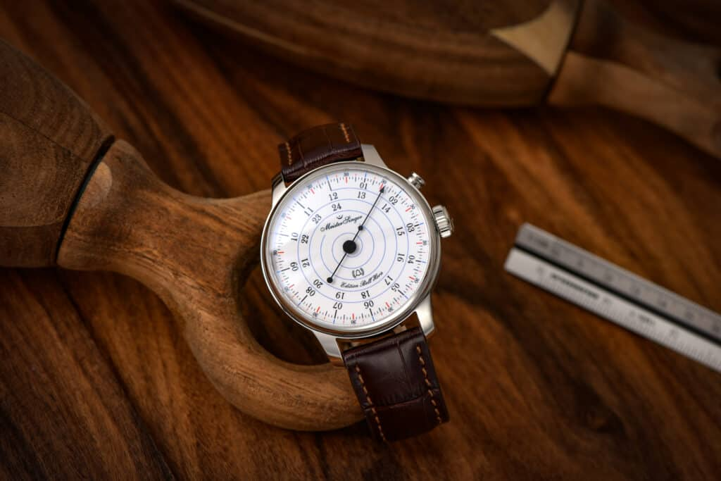 MeisterSinger Bell Hora Anniversary Edition Limited To 100 Pieces