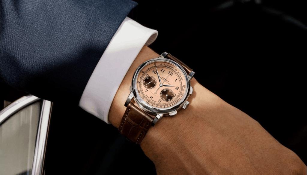 A. Lange & Söhne Reward 'Best In Show' Winner With Unique 1815 Timepiece