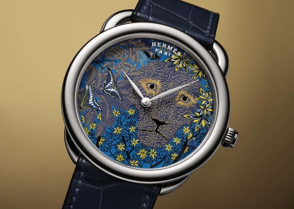 Hermès Horloger Goes Wild For Singapore
