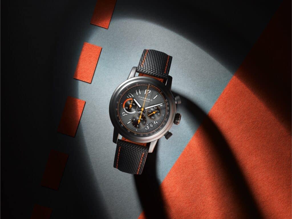 Bamford Creates An Exclusive Mille Miglia Classic Chronograph