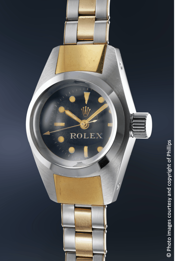 A Rolex Watch Not Publicly Available For Purchase Surfaces