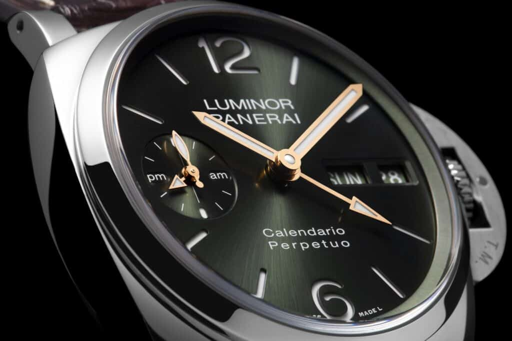 Panerai Masters A New Complication With Its Perpetual Calendar