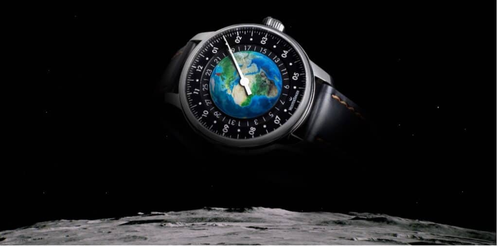MeisterSinger Launch Edition Planet Earth In Partnership With WWF
