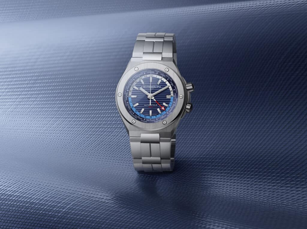 Michel Herbelin Take You On A Journey With The Cap Camarat Automatic GMT