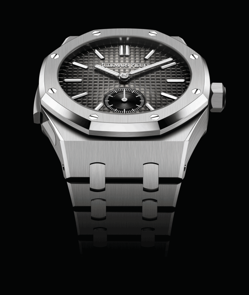 A New Tune For Audemars Piguet Minute Repeater Supersonnerie In Titanium