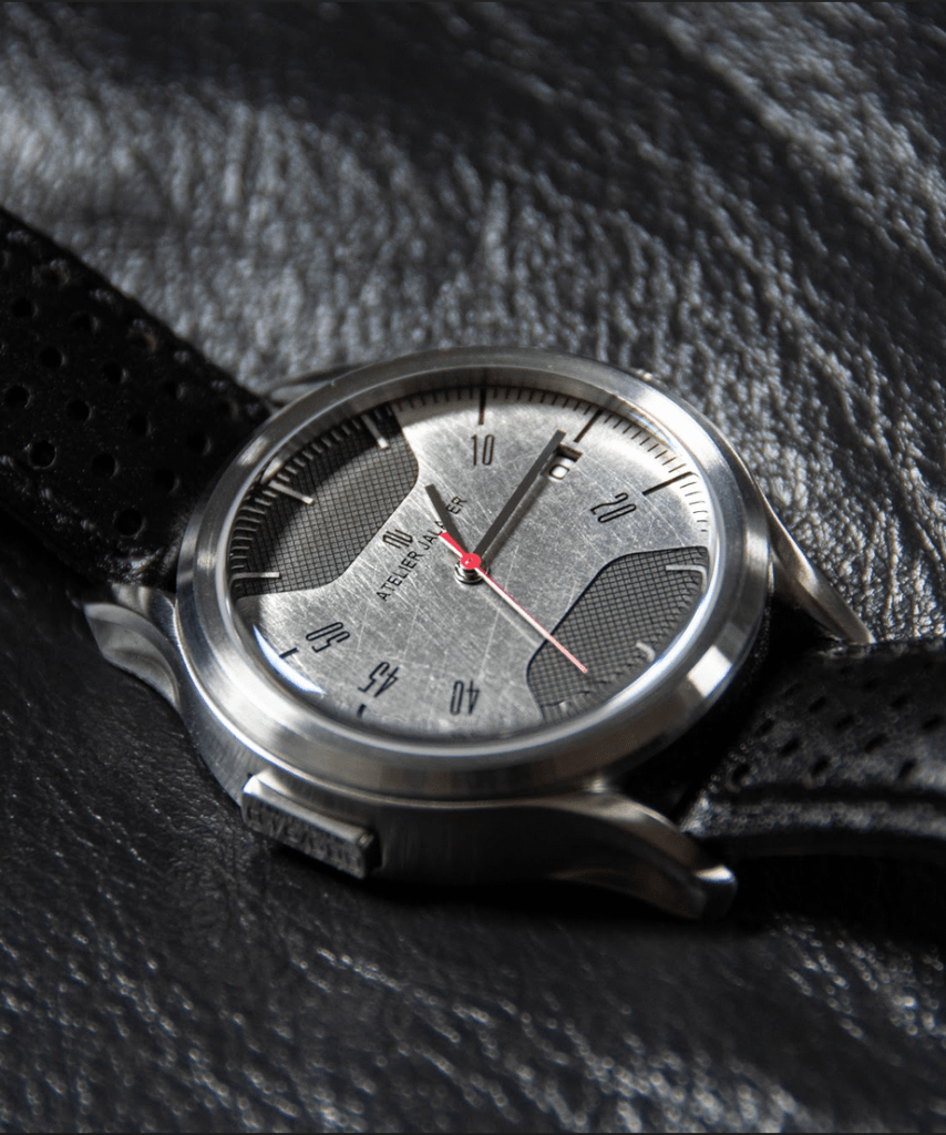 Atelier Jalaper Puts A Legend On Your Wrist