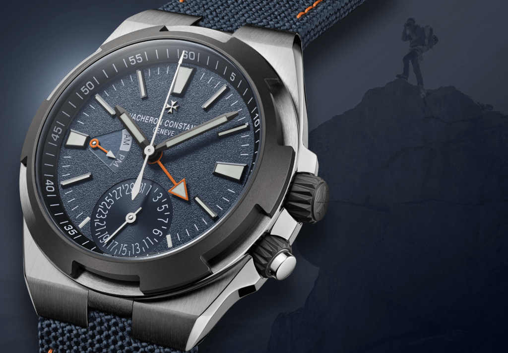 Vacheron Constantin Scale New Heights With 'Everest' Limited Editions