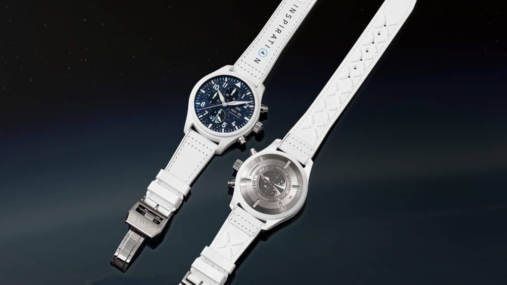 IWC Blast Into Space With Pilot's Watch Chronographs
