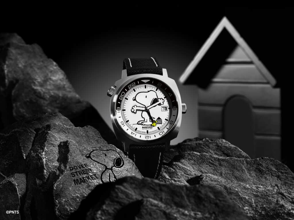 New Bamford London And Dover Street Market Snoopy Watch