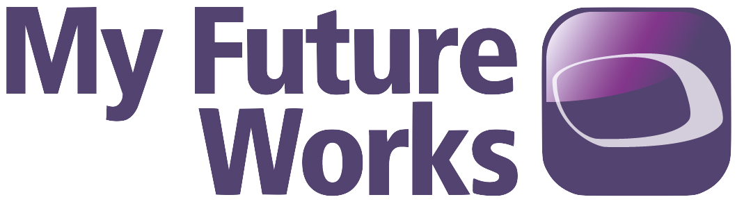 My Future Works logo