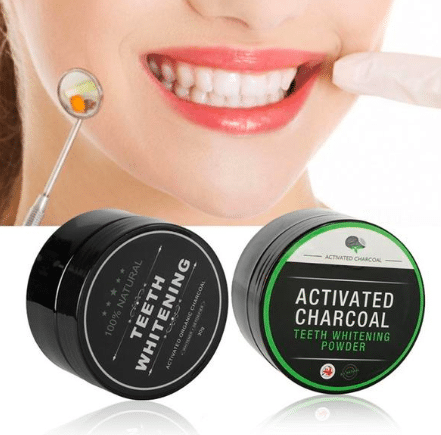 Top 5 Benifits and Facts about Zebra teeth whitening charcoal powder by como usar!