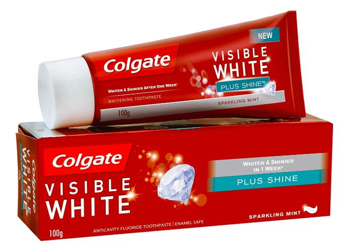 Colgate white
