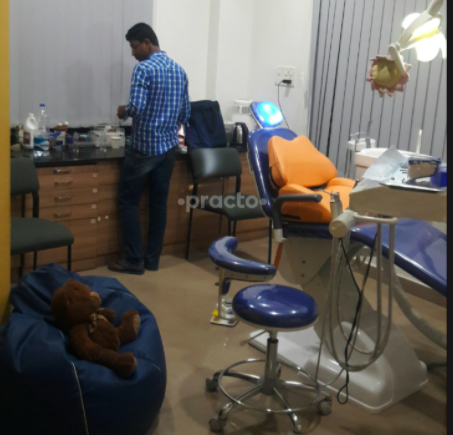 Little Pearls Pediatric dental clinic in Bangalore