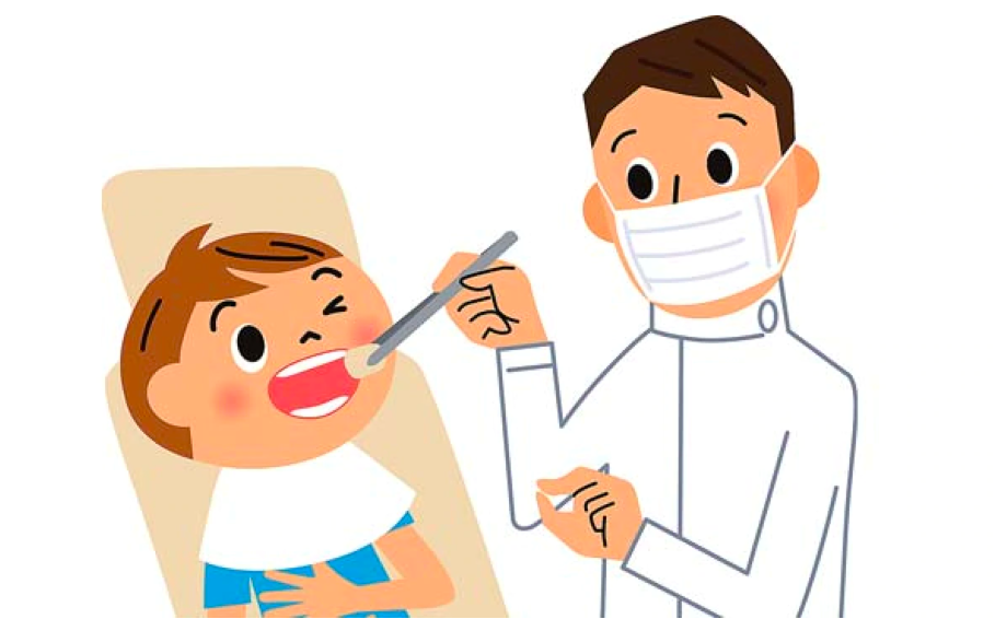 Don't forget to ask questions to the pediatric dentists at Little Pearls