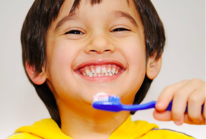 Improving oral health in kids using early childhood braces