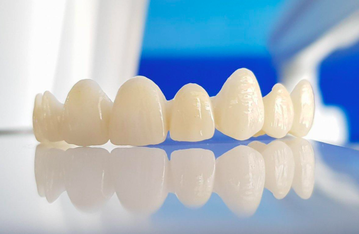 Zirconia Dental Crowns