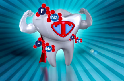 Fluoride for the prevention of dental caries in kids by pediatric dentists
