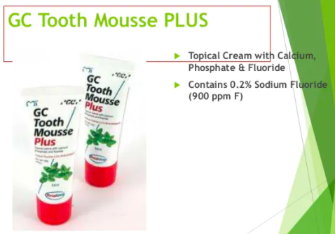 Tooth Mousse: What is it?