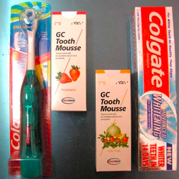 Toothpaste and Tooth Mousse: How are They Different?